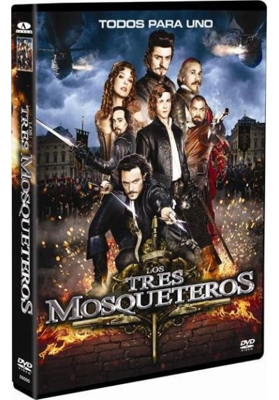 Los Tres Mosqueteros (2011) (The Three Musketeers)