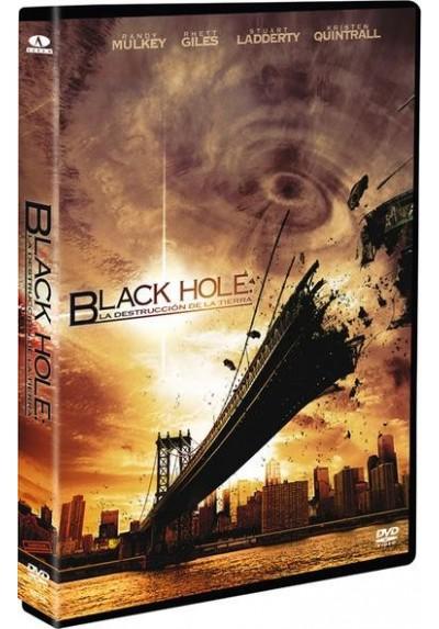 Black Hole: La Destrucción De La Tierra (Quantum Apocalypse)