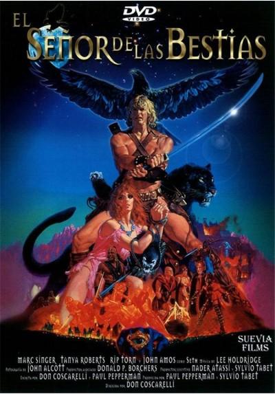 El Señor de las Bestias (The Beastmaster)
