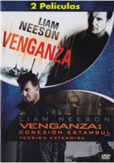 Pack Venganza / Venganza 2 : Conexión Estambul