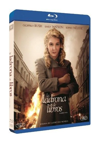 La Ladrona De Libros (Blu-Ray) (The Book Thief)