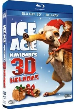 Ice Age : Navidades Heladas (Blu-Ray 3d + Blu-Ray) (Ice Age : A Mammoth Christmas)