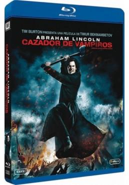 Abraham Lincoln : Cazador De Vampiros (Blu-Ray) (Abraham Lincoln: Vampire Hunter)