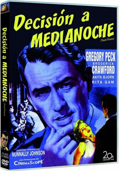 Decisión A Medianoche (Night People)