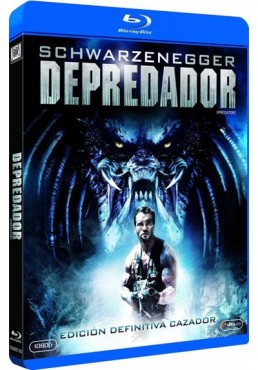 Depredador (Ed. Definitiva Cazador) (Blu-Ray) (Predator)
