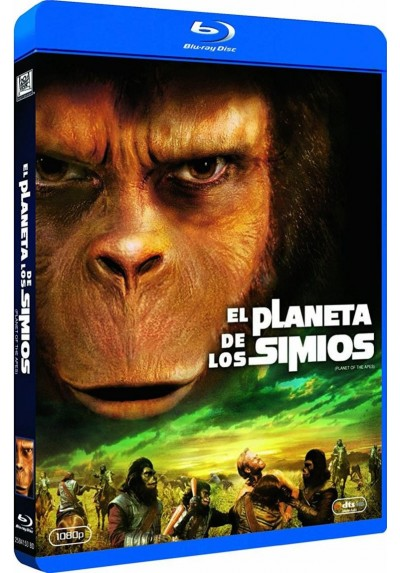 El Planeta De Los Simios (Blu-Ray) (Planet Of The Apes)