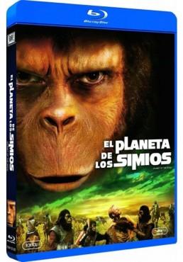 El Planeta De Los Simios (Blu-Ray) (Planet Of The Apes)