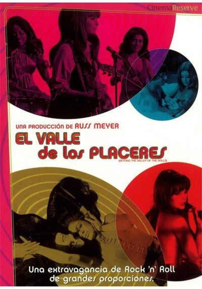 El Valle de los Placeres - Cinema Reserve (Beyond the Valley of the Dolls)