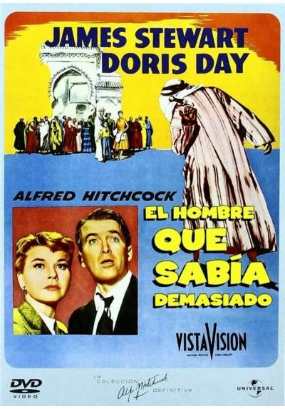 El Hombre Que Sabía Demasiado (1956) - La Colección Definitiva (The Man Who Knew Too Much)