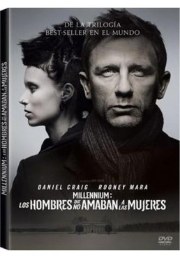 Millennium: Los Hombres Que No Amaban A Las Mujeres (Sony) (The Girl With The Dragon Tattoo)