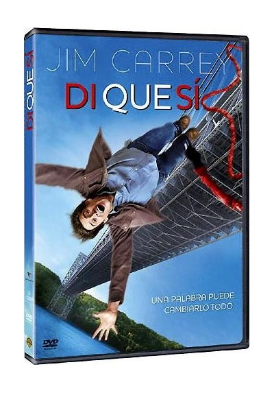 Di Que Sí (2008) (Yes Man)