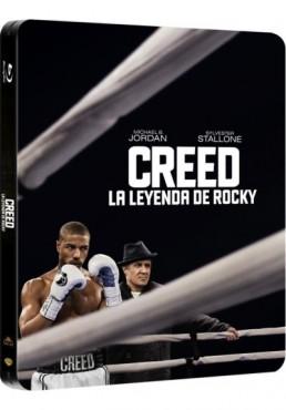 Creed: La Leyenda De Rocky (Blu-Ray) (Ed. Metálica)