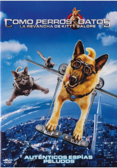 Como perros y gatos 2: La revancha de Kitty Galore
