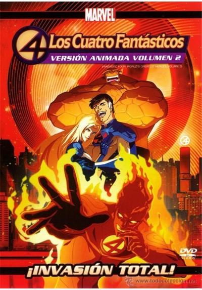 Los 4 Fantásticos: Versión Animada Vol.2