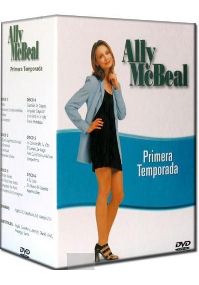 Ally McBeal - Primera Temporada