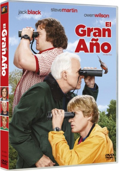 El Gran Año (The Big Year)