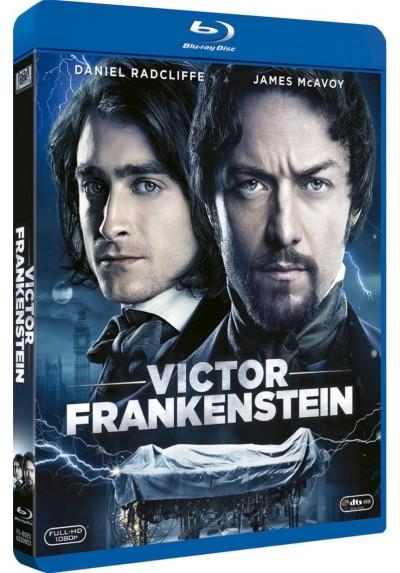 Victor Frankenstein (2016) (Blu-Ray)