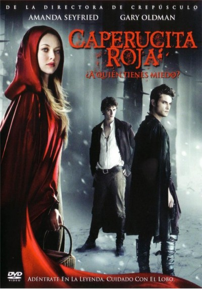 Caperucita Roja (2011) (Red Riding Hood)