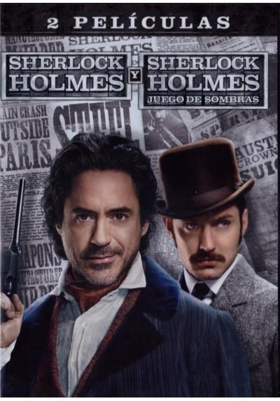 Sherlock Holmes / Sherlock Holmes : Juego De Sombras