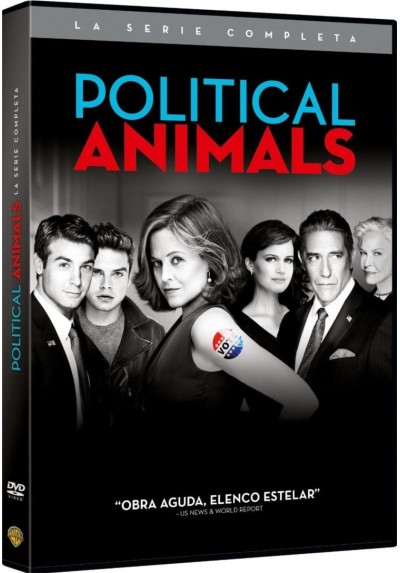 Political Animals - Serie Completa