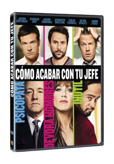 Cómo Acabar Con Tu Jefe (Horrible Bosses)