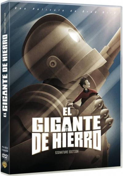 El Gigante De Hierro (Signature Edition) (The Iron Giant)