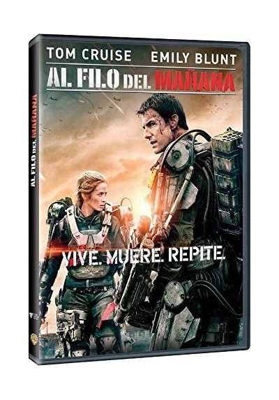 Al Filo Del Mañana (Edge Of Tomorrow)