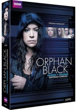 Pack Orphan Black - 1ª Y 2ª Temporada