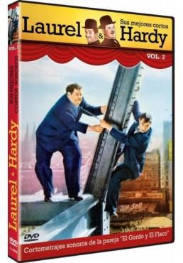 Laurel & Hardy Sus Mejores Cortos - Volumen 2