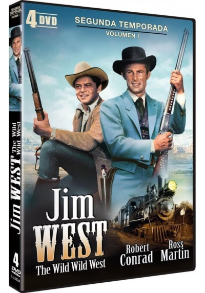 Jim West: 2ª Temporada - 1ª Parte