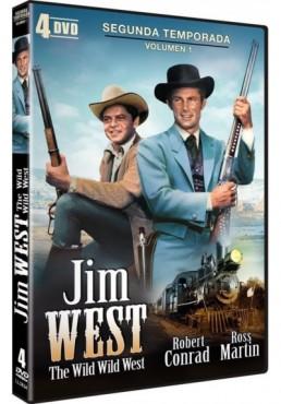 Jim West: 2ª Temporada - 1ª Parte