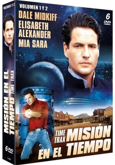 Misión En El Tiempo: 1ª Temporada Completa