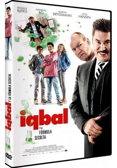 Iqbal Y La Fórmula Secreta (Iqbal & Den Hemmelige Opskrift)