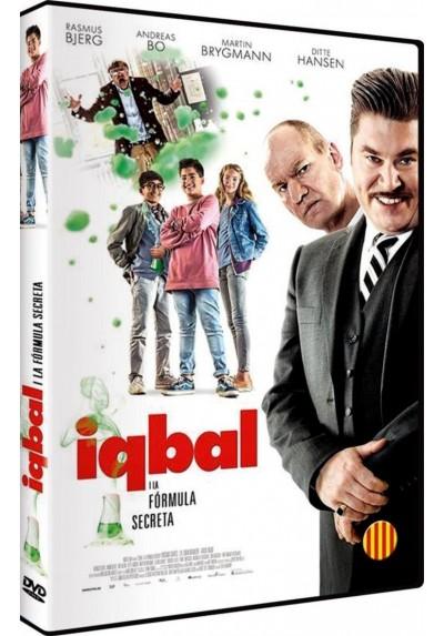 Iqbal i la fórmula secreta (Iqbal & Den Hemmelige Opskrift) (Ed. Catalana)
