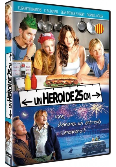 Un heroi de 25 cm (Ten Inch Hero) (Ed. Catalana)