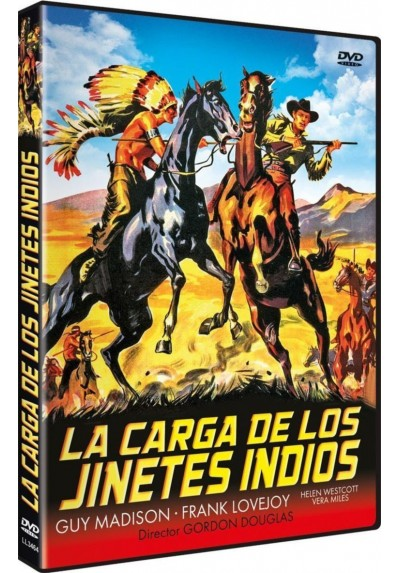 La Carga De Los Jinetes Indios (The Charge At Feather River)