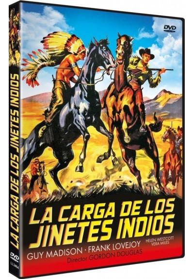 La Carga De Los Jinetes Indios (The Charge At Feather River)