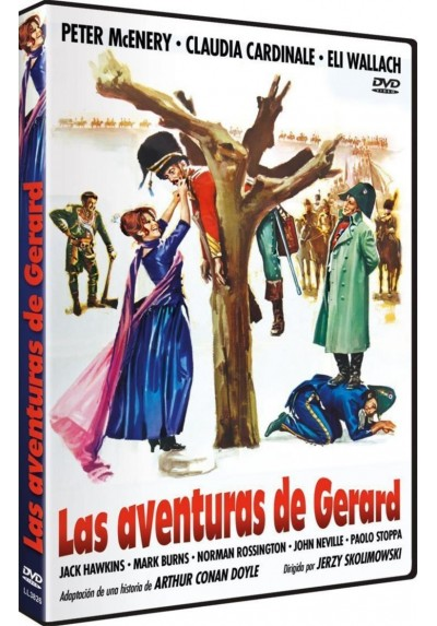 Las Aventuras De Gerard (The Adventures Of Gerard)