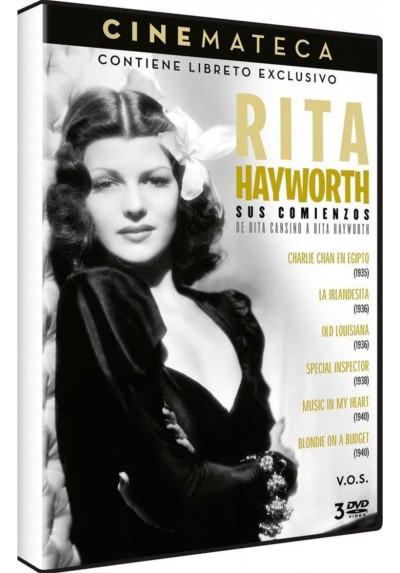 Rita Hayworth - Sus Comienzos (V.O.S.)