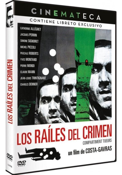 Los Raíles Del Crimen (Compartiment Tueurs)