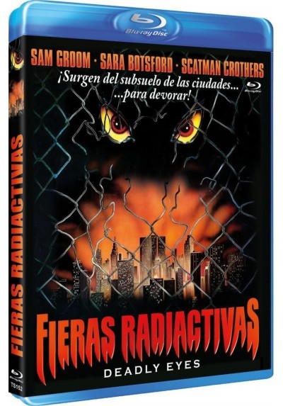 Fieras Radiactivas (Blu-Ray) (Deadly Eyes)