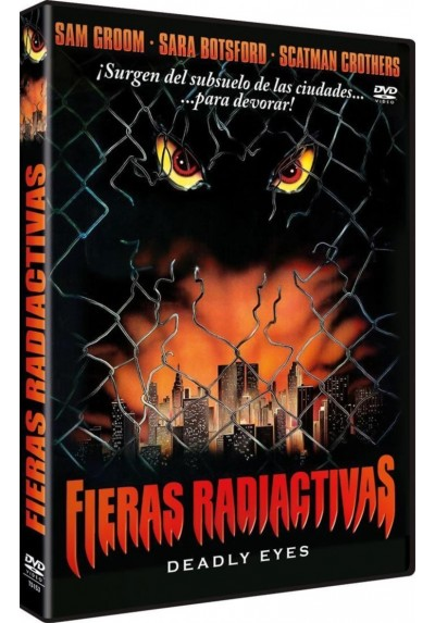 Fieras Radiactivas (Deadly Eyes)