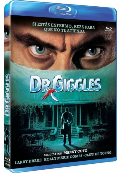 Dr. Giggles (Blu-Ray)