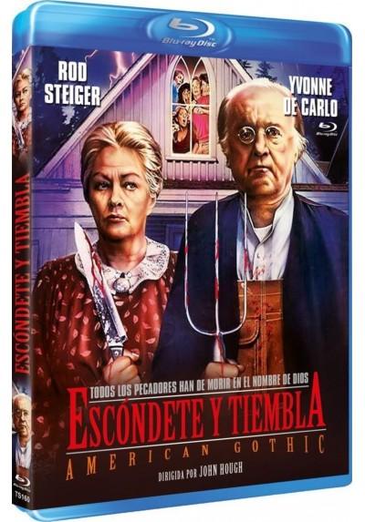 Escóndete Y Tiembla (Blu-Ray) (American Gothic)