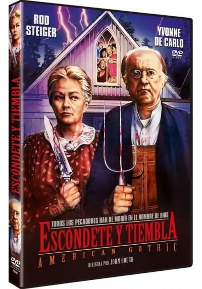 Escóndete Y Tiembla (American Gothic)