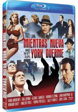 Mientras Nueva York Duerme (Blu-Ray) (While The City Sleeps)