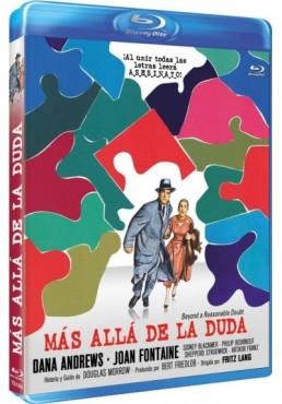 Más Allá De La Duda (1956) (Blu-Ray) (Beyond A Reasonable Doubt)