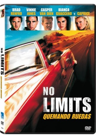 No Limits, Quemando Ruedas (Hollywood Flies)