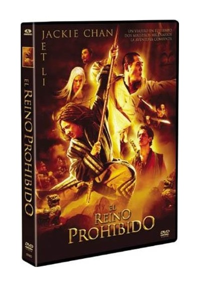 El Reino Prohibido (The Forbidden Kingdom)
