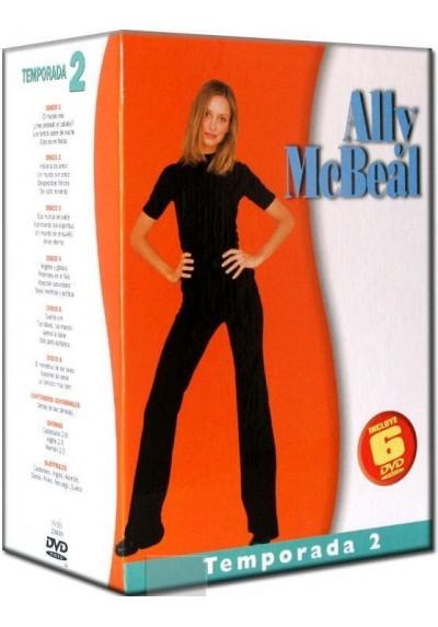 Ally McBeal - Segunda Temporada